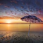 Beach Umbrella by Ben Ryan