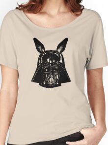 Dark Bunny Side Women's Relaxed Fit T-Shirt