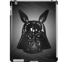 Dark Bunny Side iPad Case/Skin