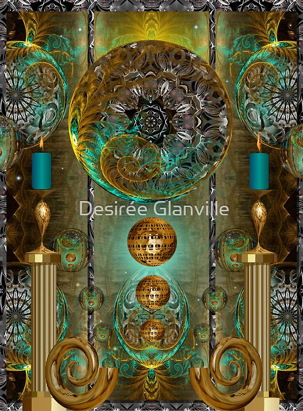 Rivers of Belief by Desirée Glanville