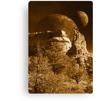 Spirit Rock Canvas Print