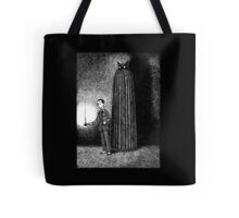 Visitations by Supernatural Someones of Unearthly Dispositions Tote Bag
