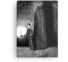 Visitations by Supernatural Someones of Unearthly Dispositions Metal Print