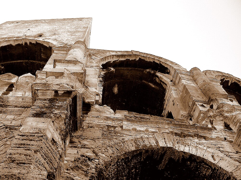 Arles - Arena Romana by christophm