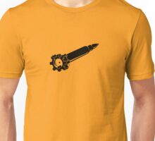 AR223 - black Unisex T-Shirt