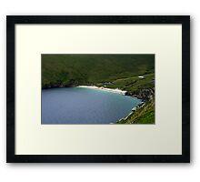 Keem Bay, Achill Framed Print