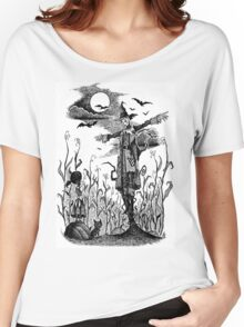 The Scarecrow of Oz Women's Relaxed Fit T-Shirt