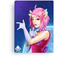 Star Guardian Lux - Full version Canvas Print