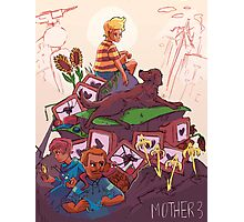 WELCOME TO MOTHER 3 Photographic Print