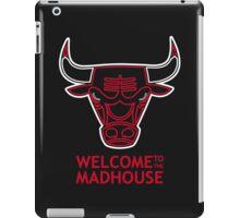 Madhouse Chicago Bulls iPad Case/Skin