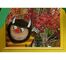 Where are the Wild Things. Photographic Print