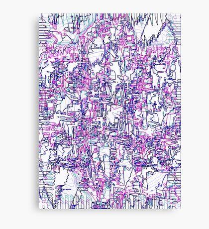 The Majin Buu Saga Canvas Print