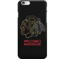 Madhouse Chicago Blackhawks iPhone Case/Skin