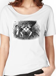Tweedledum and eedeldeewT Women's Relaxed Fit T-Shirt