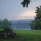 Newburgh-Beacon Bridge by Colleen Drew