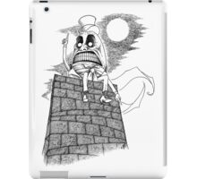 The Wrath of Humpty Dumpty iPad Case/Skin