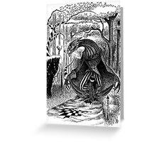 The Jabberwocky Greeting Card