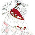Old fashion fan? by Aleonart