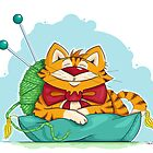 Happy Cat by oksancia