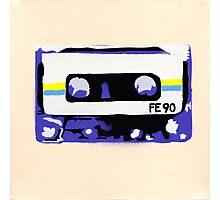 Tape 7 Photographic Print