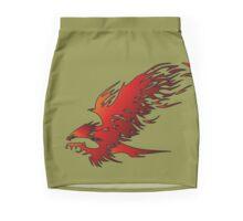RED PHOENIX Rising......! Mini Skirt