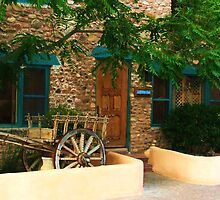 Old Sante Fe by gcampbell