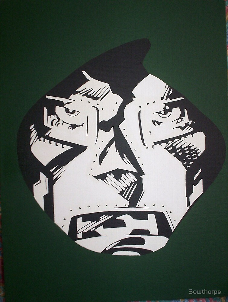 Doctor Doom by Bowthorpe
