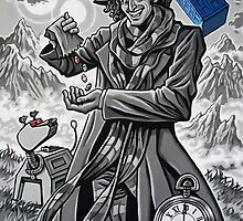 The Fourth Doctor by Raine  Szramski