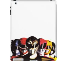 Mighty Morphin Power Rangers iPad Case/Skin