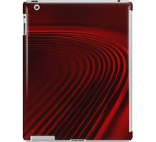Red Satin iPad Case/Skin