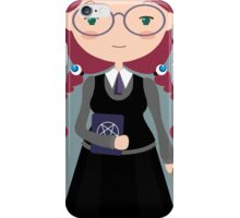 The Nerd Witch iPhone Case/Skin