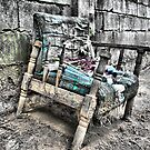 very old chair by JeremiahB