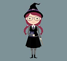 The Nerd Witch by Aillen Joyce Abelita