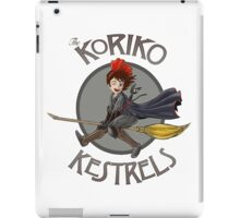 Delivers and Seeks iPad Case/Skin