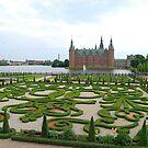 In Denmark, Fredericksburg castle by loiteke