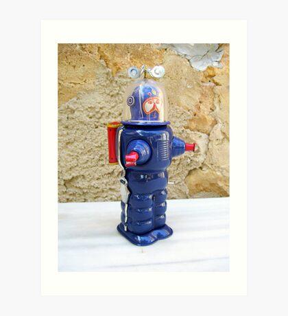 """ Automaton."" Art Print"