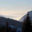 The Italian Alps by shutterjunkie