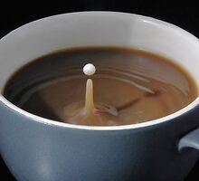 Coffee, anyone? by Rhys Herbert