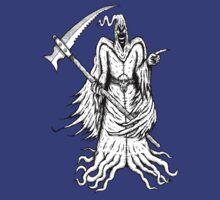 Ghastly Reaper by Malcolm Kirk