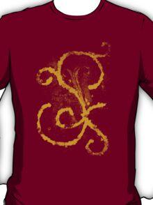 Maroon Swirl T-Shirt