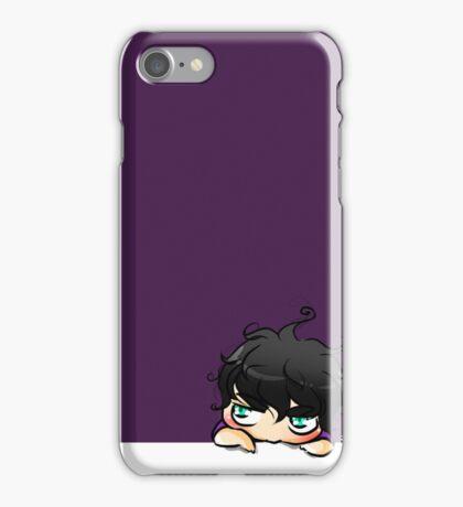 CHIBIBATCH - Sulking  iPhone Case/Skin