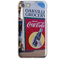Napa Valley Store iPhone Case/Skin