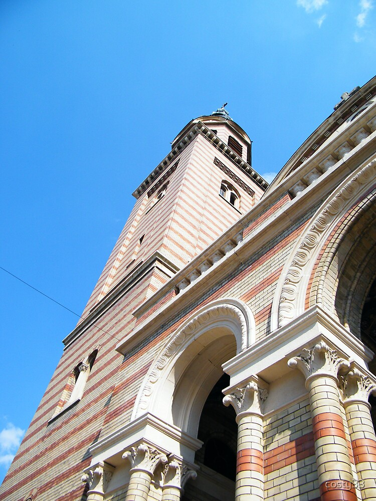 Orthodox Cathedral of Sibiu 1 by costy33