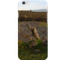 A Stone not Standing iPhone Case/Skin