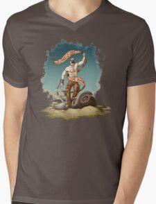 Mad Max - Witness Me Mens V-Neck T-Shirt