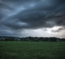 The Storm Front by Aaron Campbell