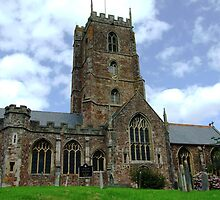 Dunster Church by Darron Palmer