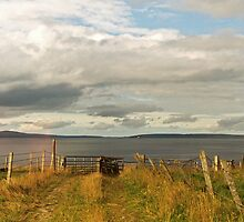 Hoxa Head and the Pentland Firth by WatscapePhoto