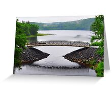 Northern Beauty Greeting Card