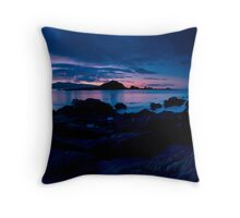 220º Island Bay Dawn  Throw Pillow